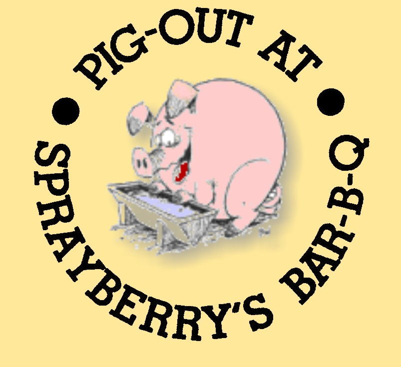 Sprayberry's Barbecue Newnan Logo