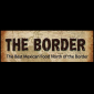 1- The Border The Mexican Rest Logo